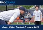 Jason Witten ProCamp
