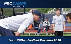 Jason Witten ProCamp 2